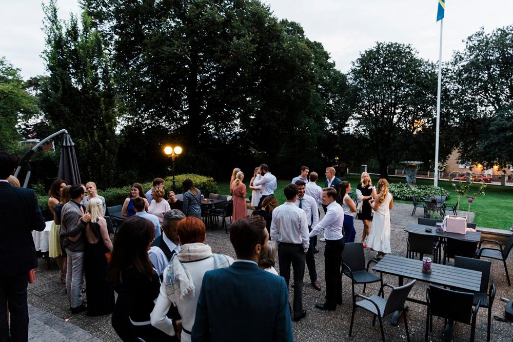 bröllopsfotograf svarta örnshuset