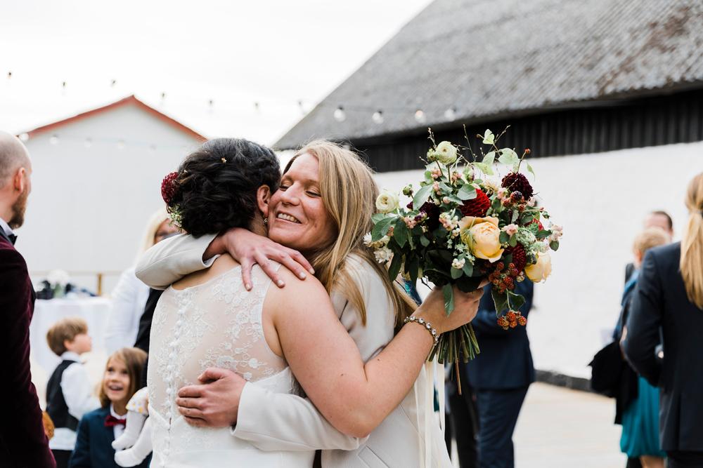 Bröllopsfotograf på Helmerslunds gård