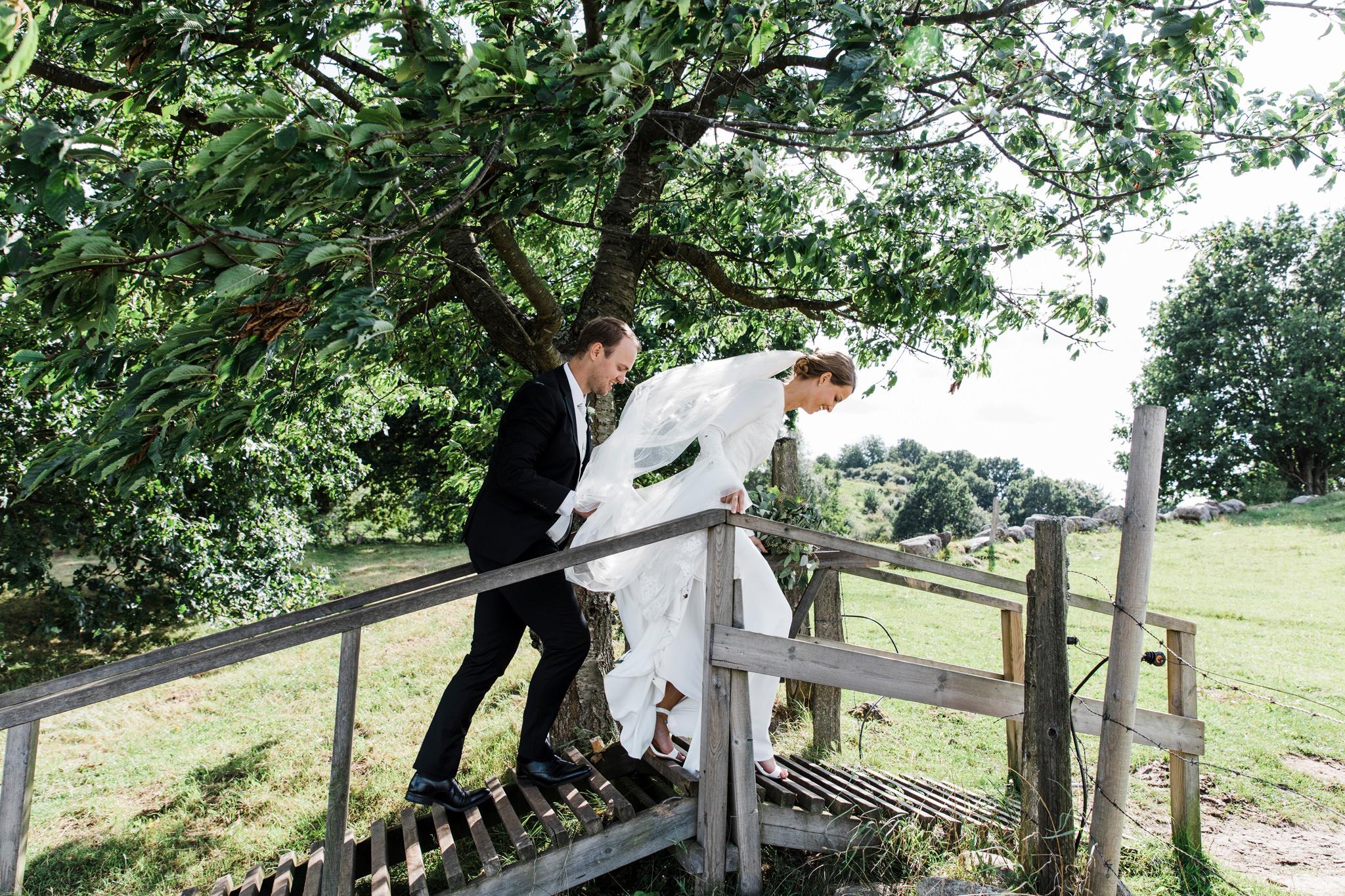 bröllopsfotograf i kivik